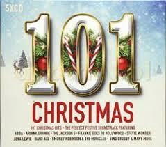101 Christmas Hits 5CD 2017 доставка товаров из Польши и Allegro на русском