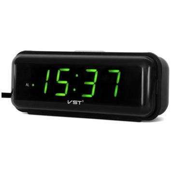 Электронные часы Будильник LED доставка товаров из Польши и Allegro на русском