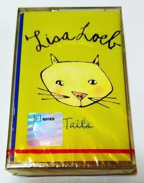 Lisa Loeb & Nine Stories - Tails /KASETA/ NOWA доставка товаров из Польши и Allegro на русском
