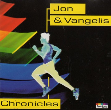 JON AND VANGELIS: CHRONICLES (CD GER) STAN BDB доставка товаров из Польши и Allegro на русском