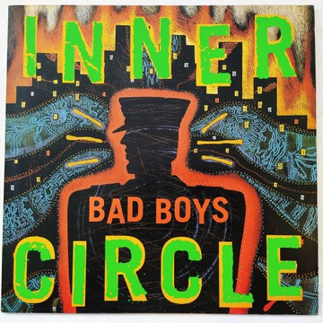 Inner Circle- Bad Boys - Maxi SP 12''-- Super stan доставка товаров из Польши и Allegro на русском