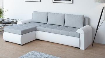 Угол роговица СИЕНА диван с функцией сна доставка товаров из Польши и Allegro на русском