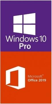Пакет Microsoft Office 2019 + Windows 10 Pro ru доставка товаров из Польши и Allegro на русском