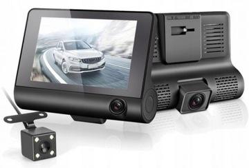 Видео Рекордер Вождения Камера Заднего Вида 3 Камеры доставка товаров из Польши и Allegro на русском