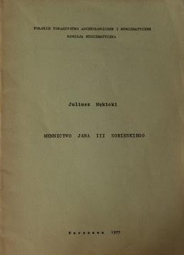 J. Mękicki - Mennictwo Jana III Sobieskiego доставка товаров из Польши и Allegro на русском