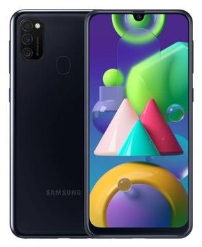 Смартфон SAMSUNG Galaxy M21 64/4 ГБ Черный доставка товаров из Польши и Allegro на русском