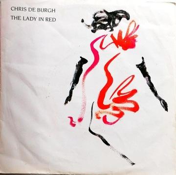 SP CHRIS DE BURGH THE LADY IN RED доставка товаров из Польши и Allegro на русском
