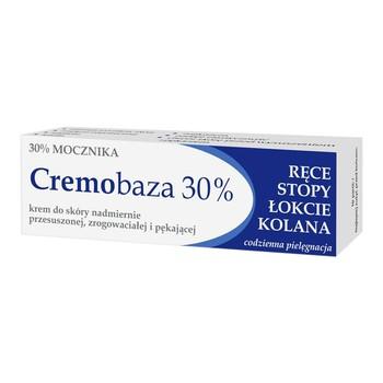 Cremobaza 30% крем с мочевиной шероховатость 30g доставка товаров из Польши и Allegro на русском