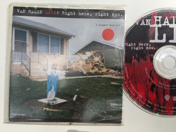 Van Halen Live: Right Here, Right Now. #333 доставка товаров из Польши и Allegro на русском
