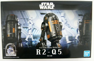 R2-Q5 bandai 1/12 Star Wars доставка товаров из Польши и Allegro на русском