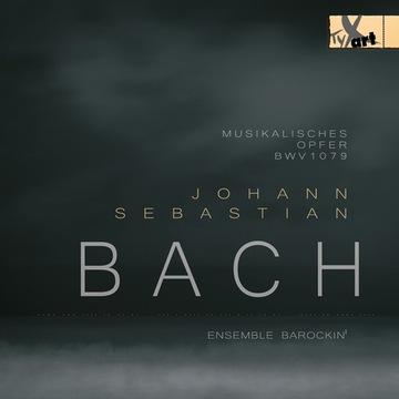 Bach Musikalisches Opfer Ensemble Barockin TYX ART доставка товаров из Польши и Allegro на русском