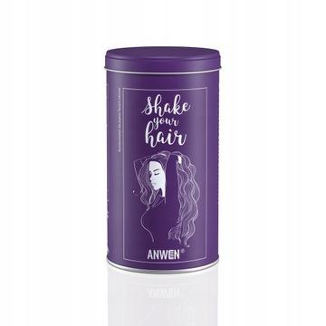 ANWEN Shake Your Hair - nutrikosmetyk suplement доставка товаров из Польши и Allegro на русском