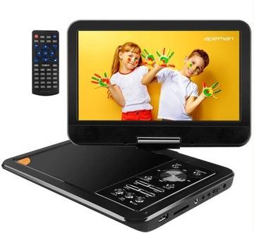 НЕМЕЦКИЙ Clatronic MP3 портативный DVD-плеер доставка товаров из Польши и Allegro на русском