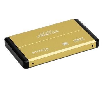 Алюминиевый корпус HDD 2,5 SATA USB 3.0 доставка товаров из Польши и Allegro на русском