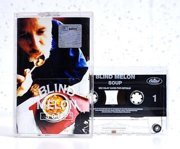 Kaseta BLIND MELON - Soup (wydanie Holandia) доставка товаров из Польши и Allegro на русском