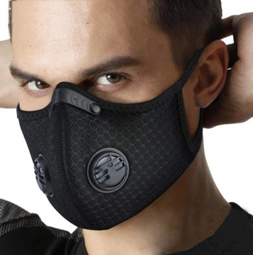 Mask Black Female Protective Polantak доставка товаров из Польши и Allegro на русском