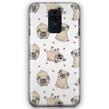 Etui do Xiaomi Redmi Note 9 Case+ Szkło WZORY доставка товаров из Польши и Allegro на русском