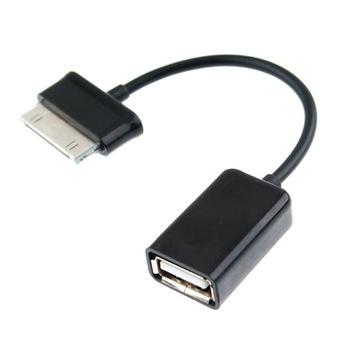 АДАПТЕР USB OTG HOST ДЛЯ SAMSUNG GALAXY TAB 2 доставка товаров из Польши и Allegro на русском