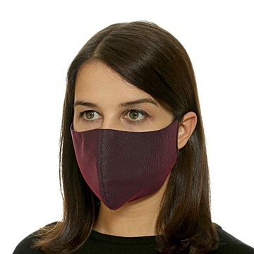 WIELORAZOWA МАСКА КРУЖЕВА маска streetwear маски доставка товаров из Польши и Allegro на русском