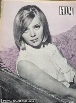 BARBARA KWIATKOWSKA –LASS FILM 1964 Nr 30(816) доставка товаров из Польши и Allegro на русском