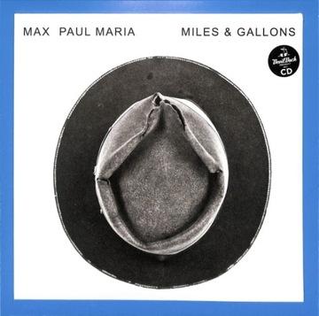 Макс Поль Мария - Miles & Gallons LP+CD EU MINT доставка товаров из Польши и Allegro на русском