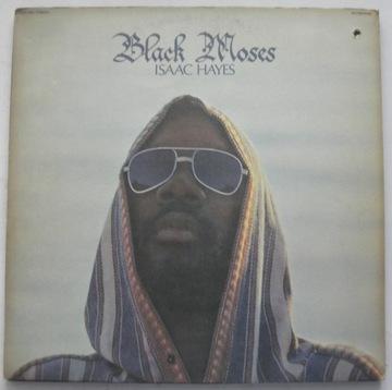 2 LP ENS-5003 ISAAC HAYES Black Moses 1 Press 1971 доставка товаров из Польши и Allegro на русском