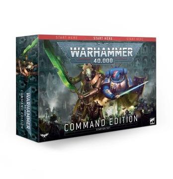 Warhammer 40000 Command Edition starter доставка товаров из Польши и Allegro на русском