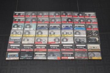 Комплект кассеты 49 штук доставка товаров из Польши и Allegro на русском