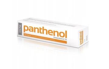 Пантенол 5% крем oparzeniapielegnacja кожи 30г доставка товаров из Польши и Allegro на русском