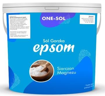 Сульфат магния горькая соль чистый 99,5%epsom 5кг доставка товаров из Польши и Allegro на русском