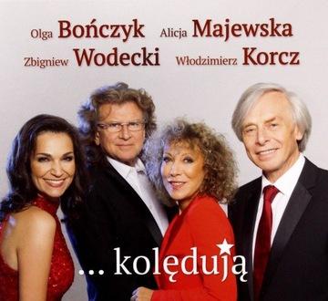 BOŃCZYK+МАЕВСКАЯ+WODECKI+KORCZ KOLĘDUJĄ доставка товаров из Польши и Allegro на русском