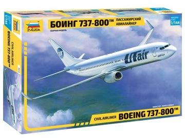 ЗВЕЗДА 7019 BOEING 737-800 доставка товаров из Польши и Allegro на русском