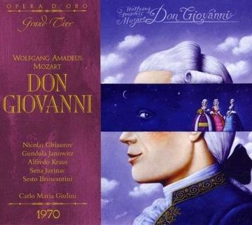 Don Giovanni - MOZART доставка товаров из Польши и Allegro на русском