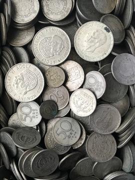 Набор монет, серебряных 0,100 кг килограмма серебра доставка товаров из Польши и Allegro на русском