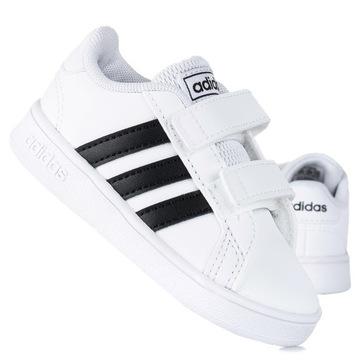 Обувь для спорта Adidas Grand Court EF0118 доставка товаров из Польши и Allegro на русском