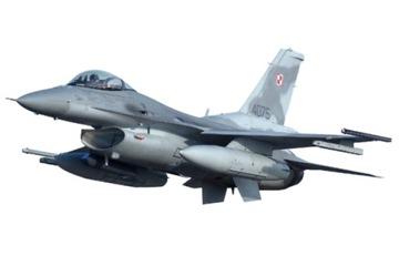 Модель F-16CJ-52 Ястреб Клей + Бесплатная доставка товаров из Польши и Allegro на русском