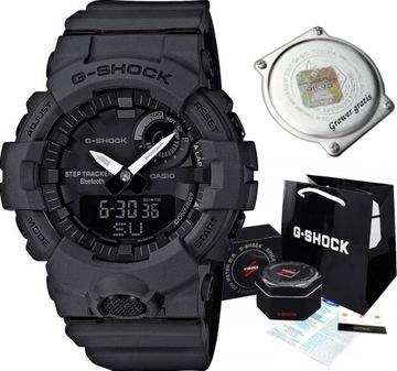 Casio GBA-800-1AER G-SHOCK часы мужские bluetooth доставка товаров из Польши и Allegro на русском