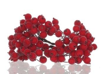 МОРОЗНАЯ и красная рябины, шары на елку 120szt доставка товаров из Польши и Allegro на русском
