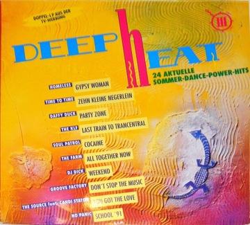 Deep Heat III 1991 SKŁ. 2x12'' 2 Brothers KLF доставка товаров из Польши и Allegro на русском