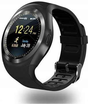 SMARTWATCH наручные часы SMARTBAND Пульсометр Шагомер доставка товаров из Польши и Allegro на русском