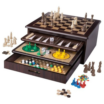 10-in-1 BOARD GAME CHINESE CHESS CHESS DICE CHECKS доставка товаров из Польши и Allegro на русском