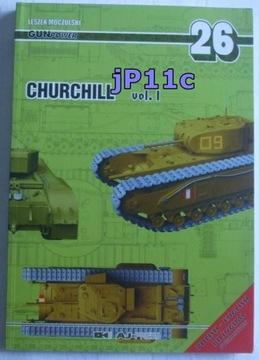 Тяжелый танк CHURCHILL vol.1 - AJ Press РЕКОМЕНДУЕТСЯ!  доставка товаров из Польши и Allegro на русском