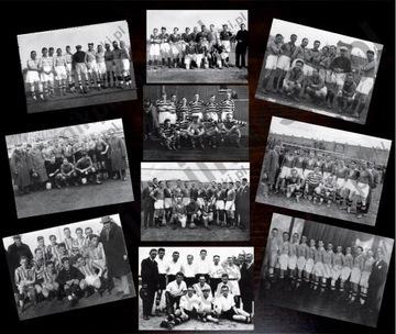 10 открыток довоенных клубов спорт № 51-60 доставка товаров из Польши и Allegro на русском