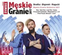 МУЖСКИЕ ИГРЫ 2017 2 CD доставка товаров из Польши и Allegro на русском