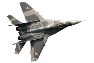 Модель МИГ-29 Минск-Мазовецки Клей + Бесплатная доставка товаров из Польши и Allegro на русском