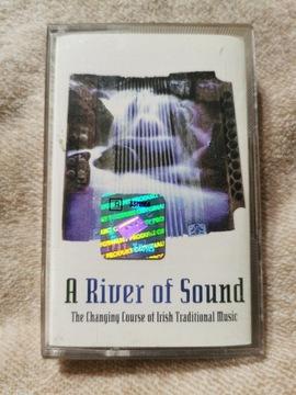 Kaseta A River Of Sound доставка товаров из Польши и Allegro на русском