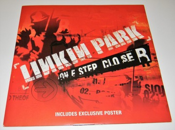 Linkin Park - One Step Closer 2000 10'' + POSTER доставка товаров из Польши и Allegro на русском