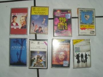8x kaseta U2 Fish Sylver Adiemus доставка товаров из Польши и Allegro на русском
