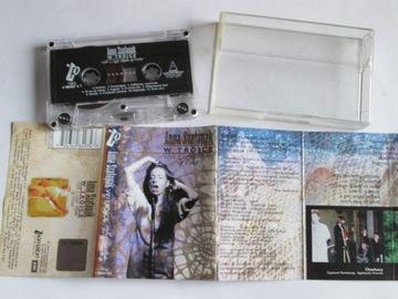 Anna Szałapak -W Trójce..kaseta 1998 доставка товаров из Польши и Allegro на русском