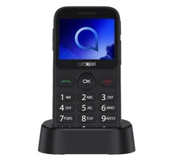 Telefon komórkowy ALCATEL 2019 2,4'' 16 MB SREBRNY доставка товаров из Польши и Allegro на русском